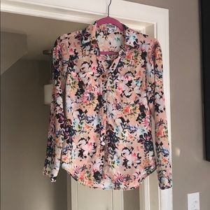 Express floral Portifino blouse
